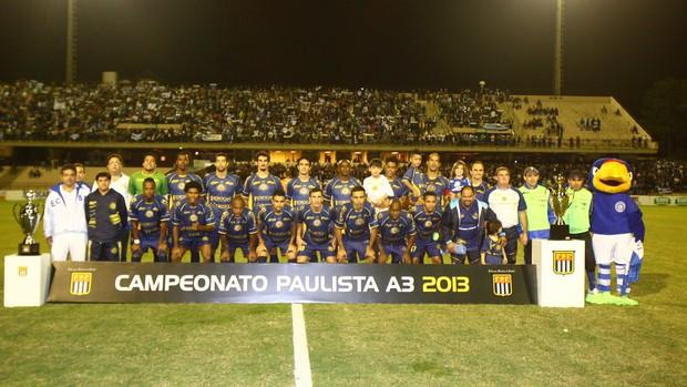 São Bento x Batatais - final Série A3 (Foto: Assis Cavalcante / Agência Bom Dia)