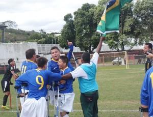 Copa América para Amputados  (Foto: Rafael Archângelo Guedes )