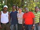 Missionária gaúcha ensina português a imigrantes em abrigo de Rio Branco