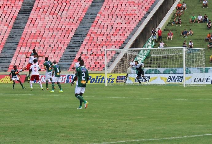 Uberlândia, Tombense, Campeonato Mineiro (Foto: Lucas Papel)