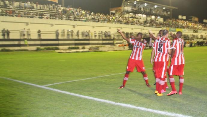 ASA x CRB (Foto: Wendel Palhares / Divulgação CRB)