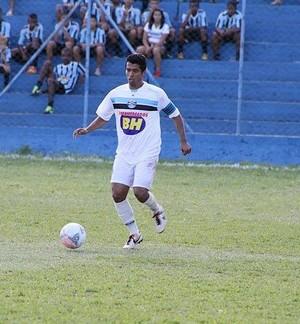 Vinicius do Montes Claros (Foto: Assessoria do Montes Claros FC)