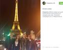 """Após vitória do PSG, Thiago Silva brinca com """"pé quente"""" de Mineirinho em Paris"""