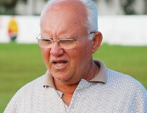 Edvalson Travassos, ex-presidente do Auto Esporte (Foto: Felipe Gesteira/Jornal da Paraíba)