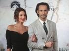 Mel Fronckowiak brilha com Rodrigo Santoro em première de 'Ben-Hur'