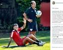 """Em rede social, Paulo Miranda se despede do São Paulo: """"Obrigado"""""""