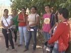 Funcionárias de terceirizada tentam receber salários atrasados em RR