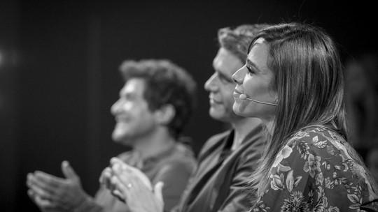 Wanessa Camargo vê espetáculo de Zezé e não segura emoção no 'Tamanho Família'