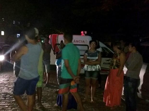 Criança foi morta acidentalmente no sudoeste da Bahia (Foto: Keile Araújo/Acervo Pessoal)