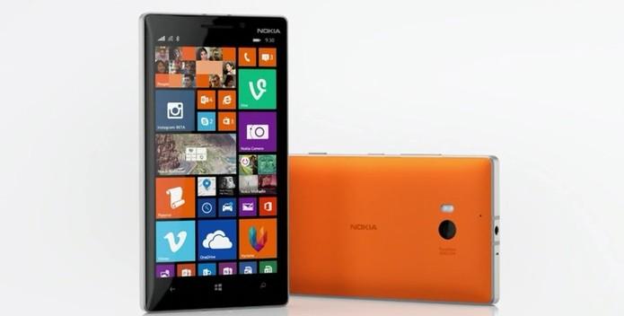 Nokia Lumia 930 (Foto: Divulgação)