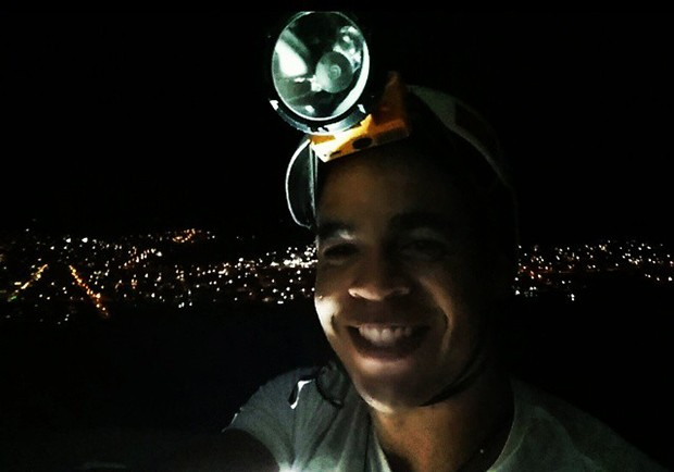 Léo Souza - apresentador do Rota Inter TV (Foto: Divulgação)