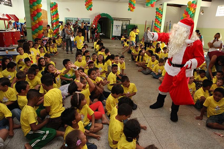 Natal Solidário 2012 (Foto: José Luiz Borges)