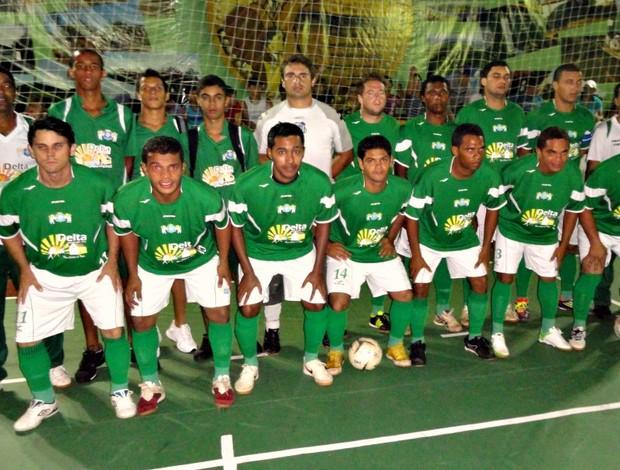 Delta continua invicto na Copa Integração de Futsal (Foto: Divulgação)