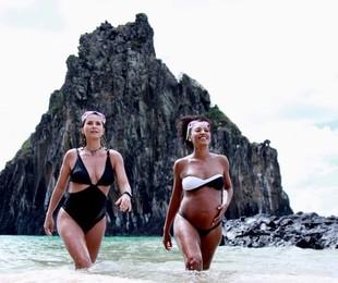 Juliana Sana e Sheron Menezzes | Thais Taverna