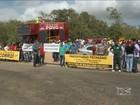 Prefeitos protestam contra queda de repasses de recursos no Maranhão