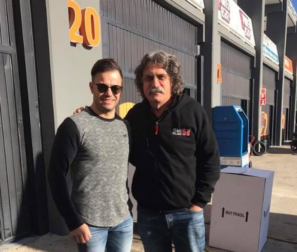 BLOG: Mundial de MotoGP - Exclusivo! Direto da pista, Nico Ferreira resume os testes IRTA 2017 em Valência...