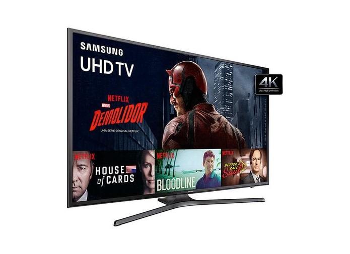 2da95581d Cinema em casa  lista traz seis Smart TVs de 50 polegadas no Brasil ...