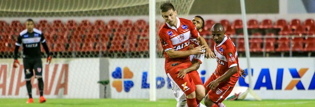 Melhores momentos da vitória  do CRB por 2 a 1 sobre o Joinville (Ailton Cruz/Gazeta de Alagoas)