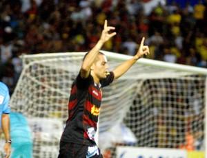 Sport x Náutico - Felipe Azevedo (Foto: Aldo Carneiro/Pernambuco Press)