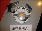 Jovem de 18 anos é preso após série de assaltos na zona sul de São José