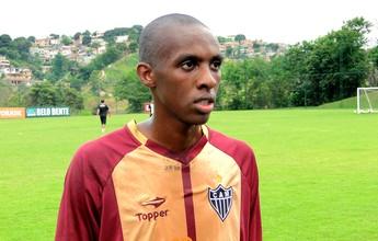 Santos B contrata Somália, atacante revelado na base do Atlético-MG