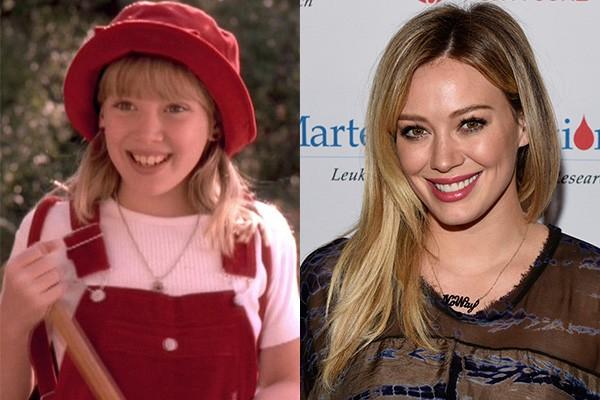 Antes de viver Lizzie McGuire, Hilary Duff interpretou a bruxinha Wendy em 'Gasparzinho e Wendy'. A atriz fez vários filmes durante a adolescência, como 'Doze é Demais', 'A Nova Cinderela' e 'Na Trilha da Fama'. (Foto: Divulgação/Getty Images)
