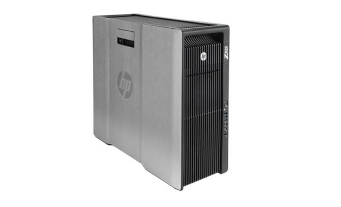 Máquina da HP é robusta e precisa de gabinete especial (Foto: Divulgação / HP)