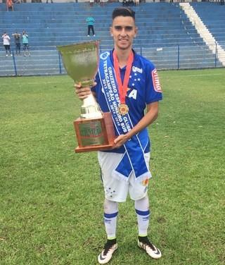 Maycon Douglas,  Cruzeiro (Foto: Divulgação)
