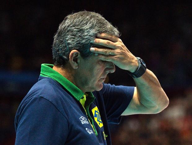 Zé Roberto, Brasil x EUA, Mundial de Vôlei