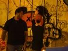 PM abre sindicância para apurar grafite de Bieber em muro no Rio