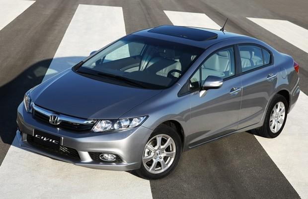 Honda Civic 2011 (Foto: Divulgação)