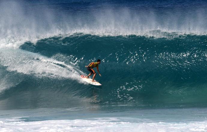 Gabriel Medina, Surfe, Pipeline (Foto: Pedro Gomes Photography)