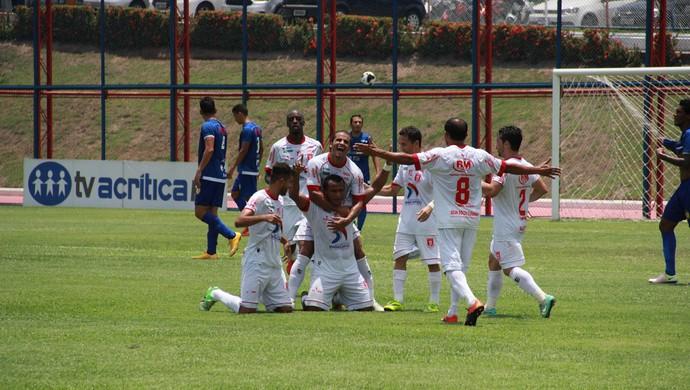 Princesa venceu o Nacional por 3 a 1 (Foto: Marcos Dantas)