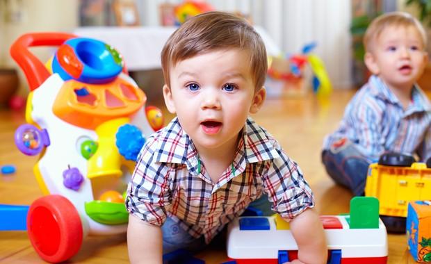 Bebês no berçário (Foto: Thinkstock)