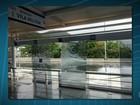 Estação de BRT sofre ato de vandalismo na Taquara, Rio