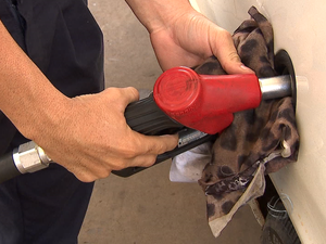 Preço da gasolina vai aumentar pela segunda vez em menos de um mês em MS (Foto: Reprodução/TV Morena)