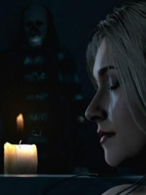 Atriz Hayden Panettiere interpreta e dubla uma das personagens do game de terror 'Until Dawn' (Foto: Divulgação/Sony)