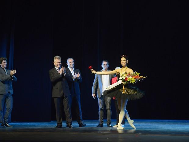 Isabella Rodrigues foi a melhor bailarina da 33º edição (Foto: Festival de Dança de Joinville/Divulgação)