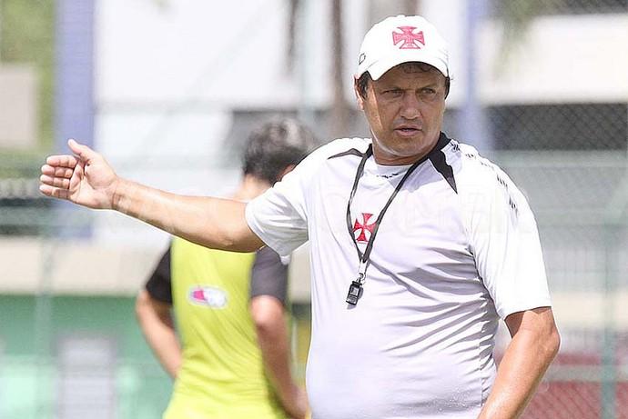adilson bastista vasco treino (Foto: Marcelo Sadio / vasco.com.br)