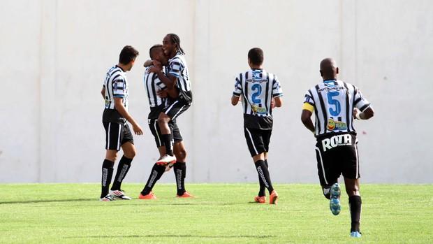 Treze 4 x 0 Nacional de Patos (4ª rodada do Paraibano, no Estádio Presidente Vargas) (Foto: Magnus Menezes / Jornal da Paraíba)