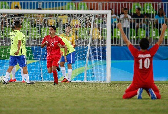 Brasil x Irã Futebol de 7 Paralimpíada Rio 2016 (Foto: Marcelo Regua/MPIX/CPB)