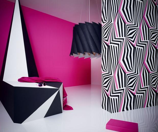 Cubra as paredes com estilo
