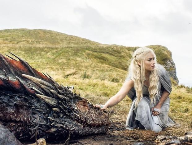 Que tal sair por aí caçando os dragões de Game of Thrones? (Foto: Reprodução)