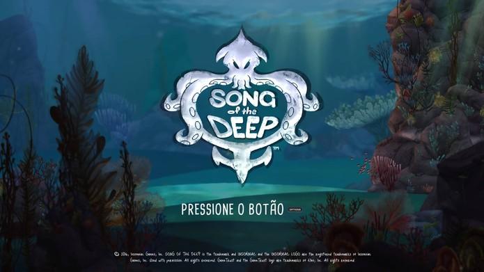 Song of the Deep tem história e narrativa marcante (Foto: Reprodução/Felipe Vinha)