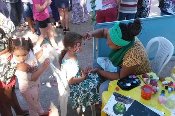 Integração Bairro em Divinópolis realizou cerca de 7 mil atendimentos (Foto: Felipe Cruz)