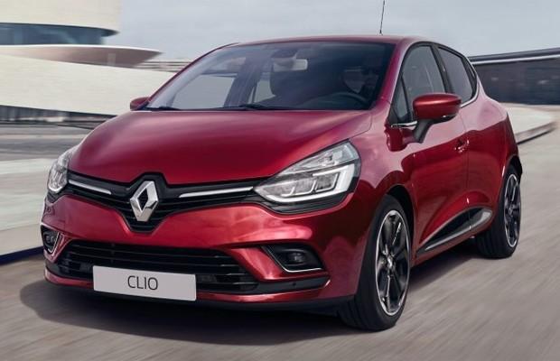 Renault Clio continua sendo vendido na Europa, onde foi renovado recentemente (Foto: Divulgação)