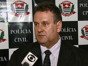 Delegado de Araraquara (Foto: Reprodução/EPTV)