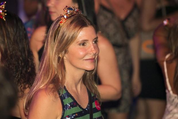 Maria Padilha no Bailinho (Foto: Paula Kossatz/ Divulgação)