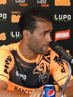 Pierre Atlético-MG (Foto: Léo Simonini)