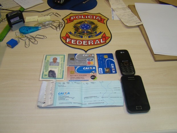 Comerciante pernambucano vivia em Parnamirim e foi preso usando documentos falsos (Foto: Divulgação/Polícia Federal)